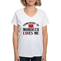 Somebody In Morocco Shirt