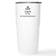 Keep calm I'm the Air T Travel Mug
