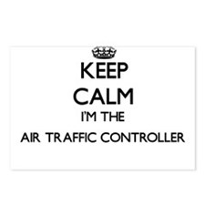 Keep calm I'm the Air Tra Postcards (Package of 8)