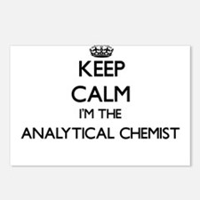 Keep calm I'm the Analyti Postcards (Package of 8)