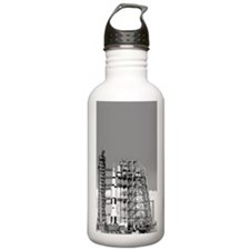 Saturn V Water Bottle