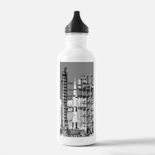 Saturn V Water Bottle