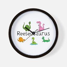 Reeseosaurus Wall Clock