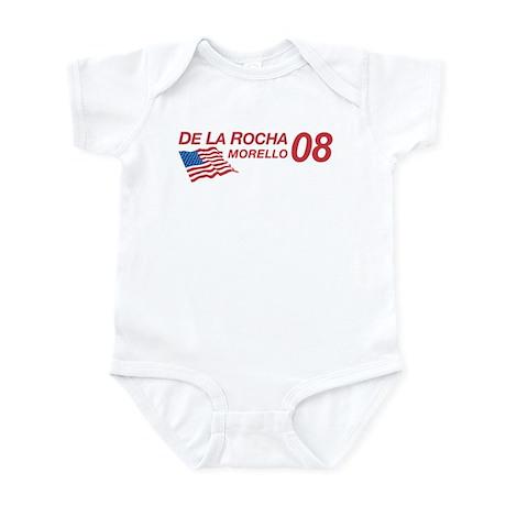 De La Rocha/Morello in 08 Infant Bodysuit