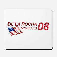 De La Rocha/Morello in 08 Mousepad