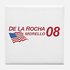 De La Rocha/Morello in 08 Tile Coaster