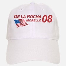 De La Rocha/Morello in 08 Baseball Baseball Cap