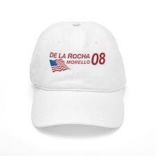 De La Rocha/Morello in 08 Baseball Cap
