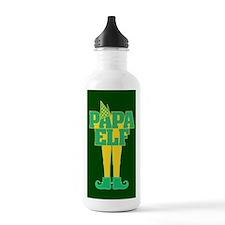 Papa Elf Water Bottle