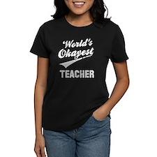 World's Okayest Teacher Tee