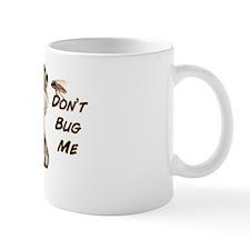 Dont Bug Me Frog and Fly Mug