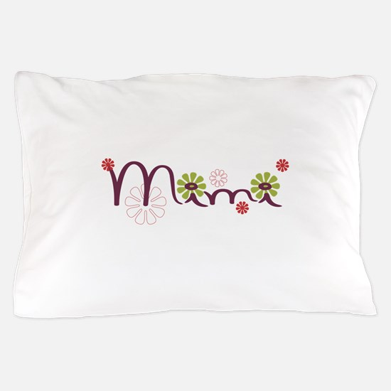 Mimi Flowers Pillow Case