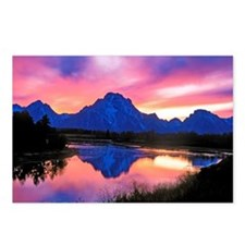 Grand Teton Range Postcards (Package of 8)