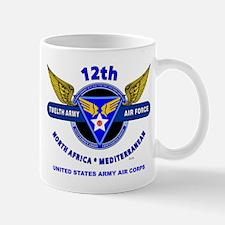 12TH ARMY AIR FORCE *ARMY AIR CORPS WOR Mug