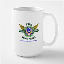 13TH ARMY AIR FORCE* ARMY AIR CORPS* WO Mug