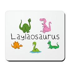Laylaosaurus Mousepad