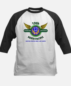 13TH ARMY AIR FORCE* ARMY AIR CORP Baseball Jersey