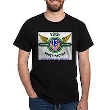 13TH ARMY AIR FORCE* ARMY AIR CORPS* WORLD T-Shirt