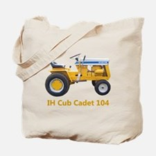 Funny International tractor Tote Bag