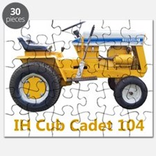 Cool International tractor Puzzle