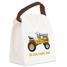 International tractor Canvas Lunch Bag
