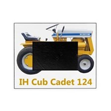 Cute International tractor Picture Frame