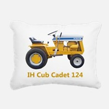 Funny International tractor Rectangular Canvas Pillow