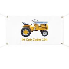 Cute International tractor Banner
