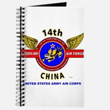 14TH ARMY AIR FORCE, ARMY AIR CORPS* WORL Journal