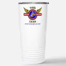 14TH ARMY AIR FORCE, A Travel Mug
