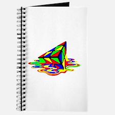 Pyraminx cude painting01B Journal