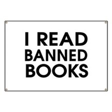 I read banned books Banner