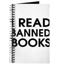 I read banned books Journal