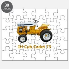International tractor Puzzle
