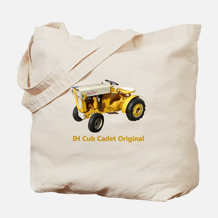 Cute International tractor Tote Bag