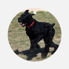 Giant Schnauzer Ornament (Round)