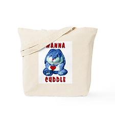 Wanna Cuddle Tote Bag