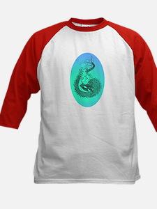 Aquamarine Hippocampus Tee