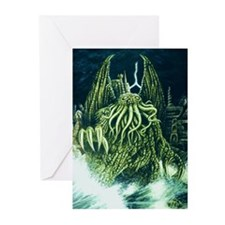 Cthulhu & R'lyeh Greeting Cards (Pk of 10)