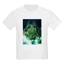 Cthulhu & R'lyeh T-Shirt