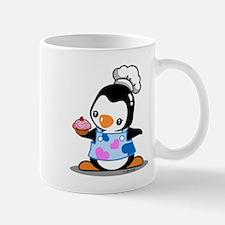Cooking Penguin (2) Mugs