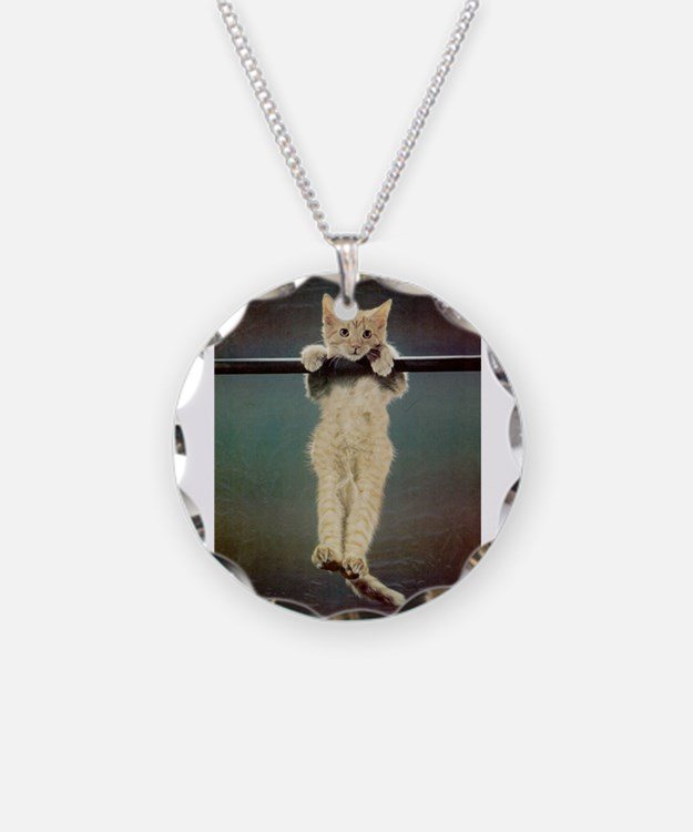 Hang in There Baby! Necklace