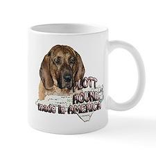 Cute Plott hound Mug
