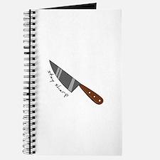 Stay Sharp Journal