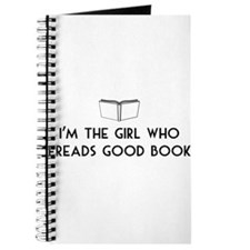 I'm the girl who rereads good books Journal