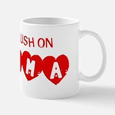 I Got a Crush on Obama (Vinta Mug