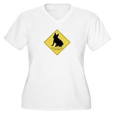 French Bulldog crossing T-Shirt