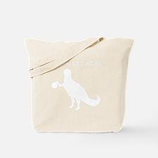 Custom Dinosaur Bowler Tote Bag