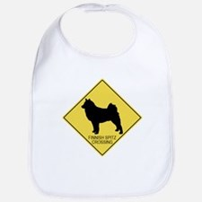 Finnish Spitz crossing Bib