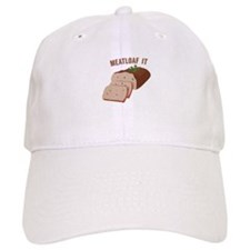 Meatloaf Like Mama Baseball Baseball Cap